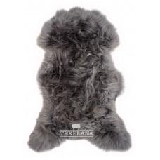Texelana geverfde schapenvacht grijs