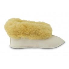 Sonja pantoffel van schapenvacht