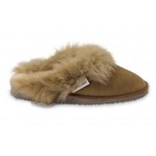 Reina pantoffel/slipper van schapenvacht