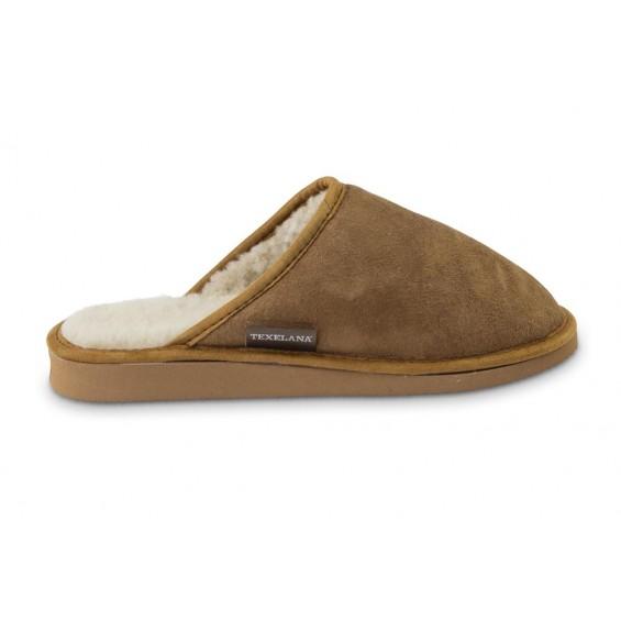 Pantoffel/slipper van schapenvacht | Model Ria